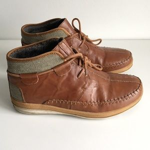 Other - Boutique | Mens Leather Chukkas